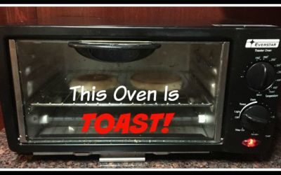 This Oven Is Toast!