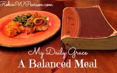 A Balanced Meal